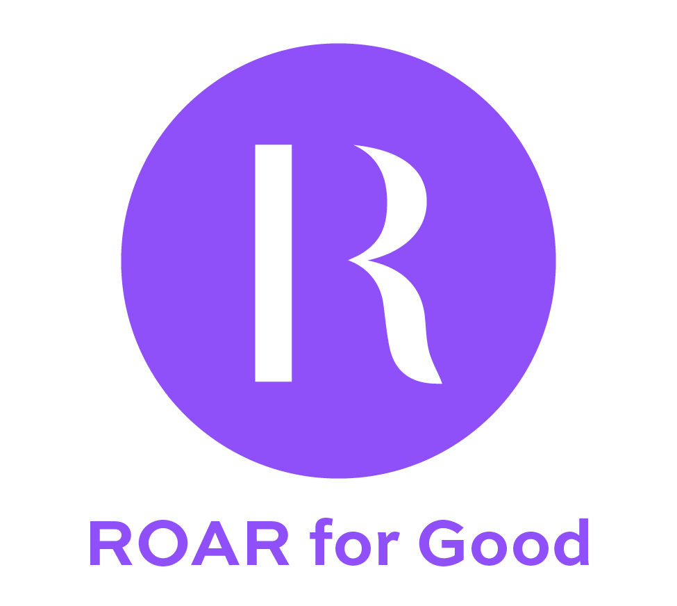 ROAR for Good B2B Logo